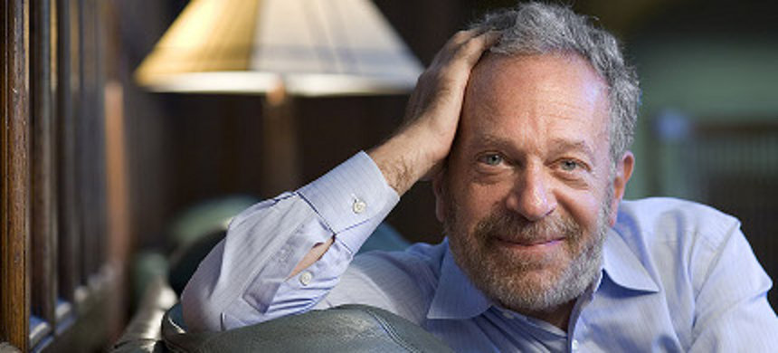 Robert Reich. (photo: Richard Morgenstein)