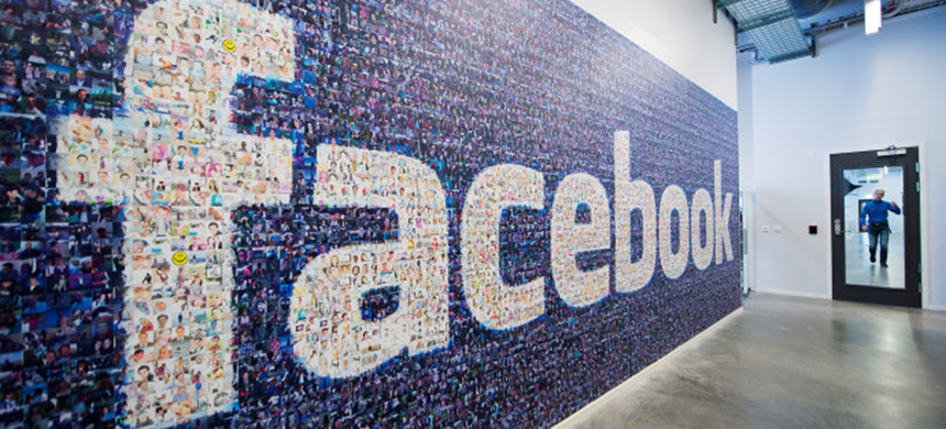 Facebook. (photo: Jonathan Nackstrand/AFP/Getty Images)
