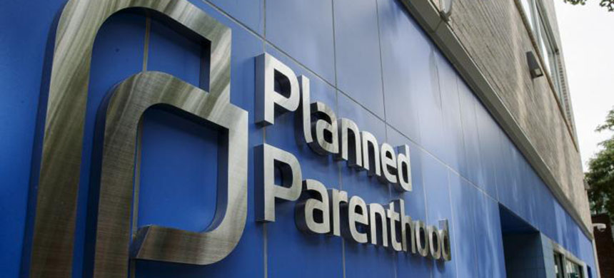 Planned Parenthood. (photo: Getty Images)