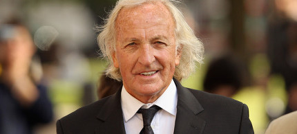 John Pilger. (photo: Getty)