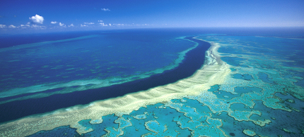Great Barrier Reef. (photo: Blake Foster)