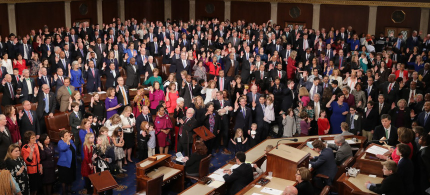 Democrats Waste No Time Announce First Oversight Measures ...