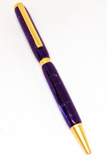 Purple Slim Pen 51