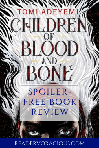 Review for Children of Blood and Bone