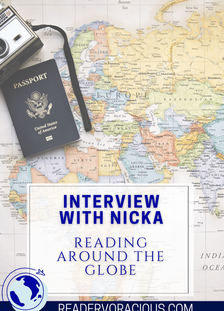 An Interview with Nicka in the UAE | Reading Around the Globe