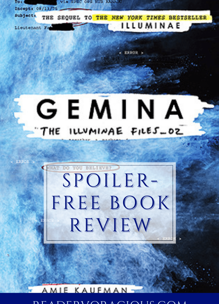 Gemina (Illuminae Files #2) by Amie Kaufman and Jay Kristoff