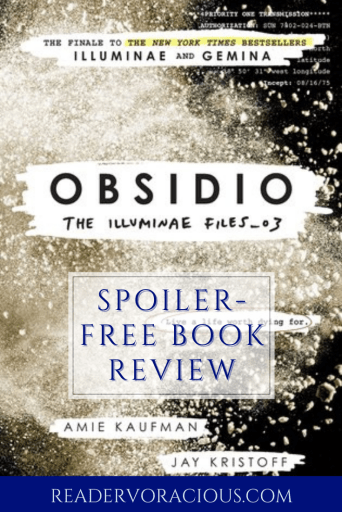 Review of Obsidio