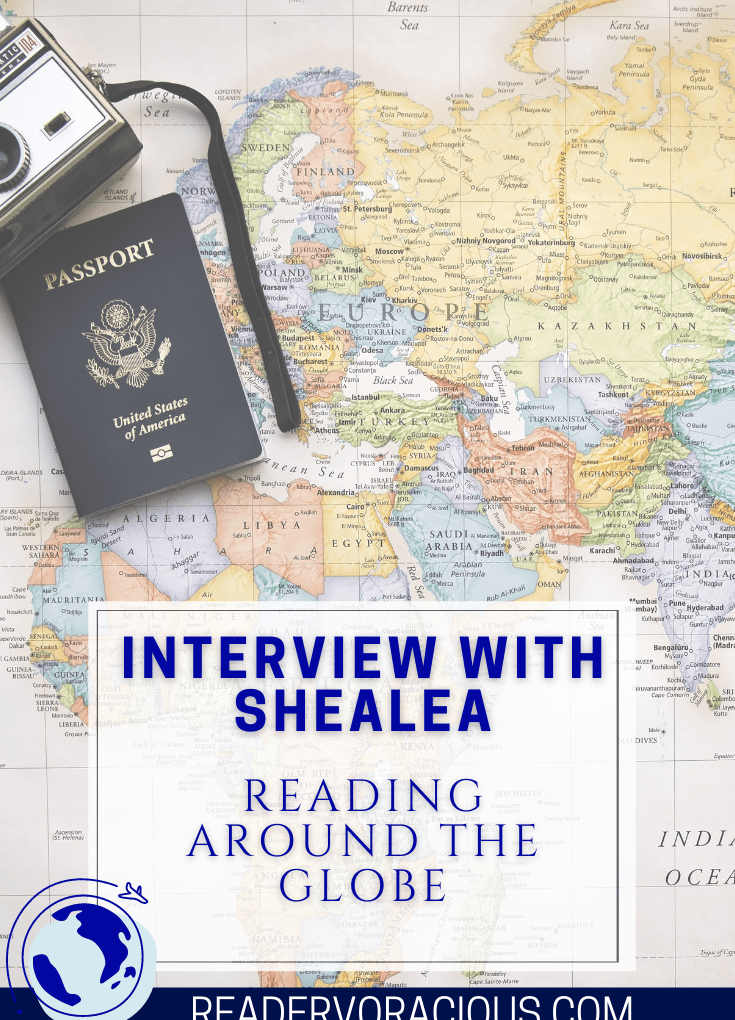 An Interview with Shealea in the Philippines | Reading Around the Globe