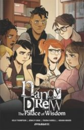 Nancy Drew: The Palace of Wisdom cover