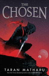 The Chosen by Taran Matharu cover