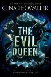 The Evil Queen by Gena Showalter cover