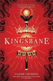 Kingsbane by Claire Legrand cover