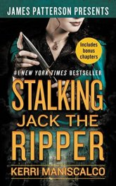 Stalking Jack the Ripper by Kerri Maniscalo cover