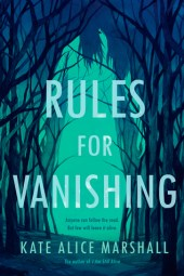 cover for Rules for Vanishing