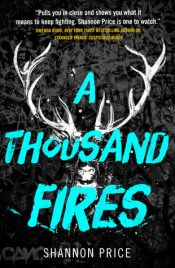 A Thousand Fires cover