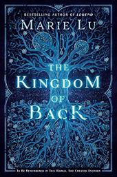 cover for Kingdom of Back