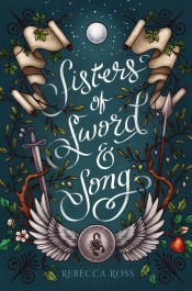 Cover for Sisters of Sword and Song