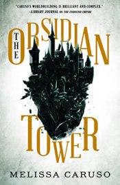 Cover for The Obsidian Tower