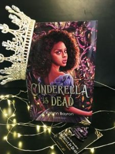 finished copy of Cinderella is Dead