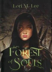 Fairyloot cover Forest of Souls
