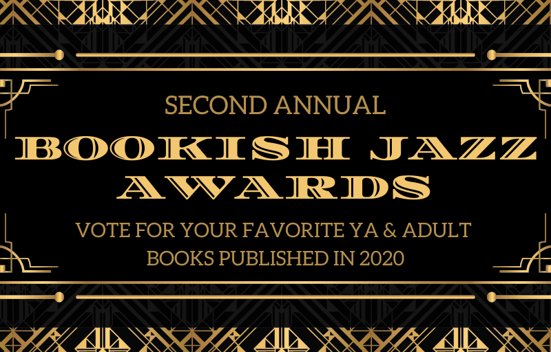 Vote for your favorite books in 2020 Bookish Jazz Awards!