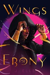cover for Wings of Ebony