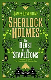 cover for Sherlock Holmes & The Beast of the Stapletons