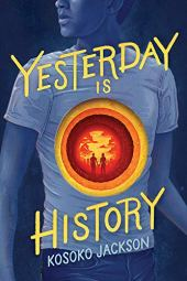 cover for Yesterday is History