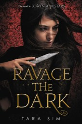 cover for Ravage the Dark