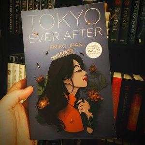 ARC of Tokyo Ever After by Emiko Jean