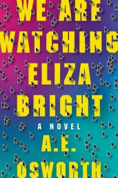cover for We Are Watching Eliza Bright