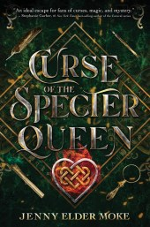 cover for Curse of the Specter Queen