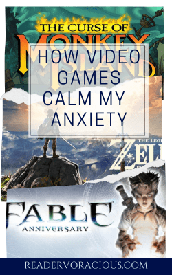 How video games help calm my anxiety
