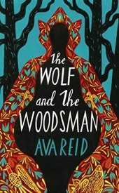 cover for The Wolf and the Woodsman