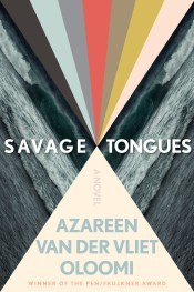 cover for Savage Tongues