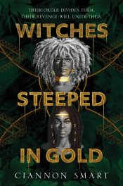 cover for Wiches Steeped in Gold