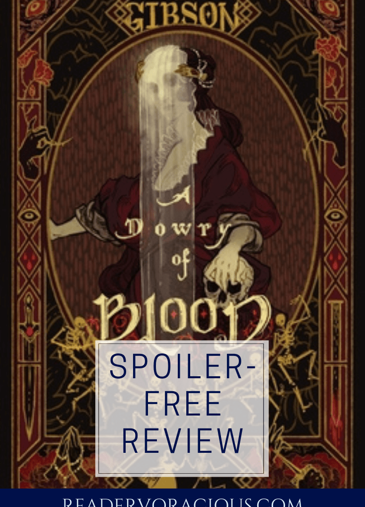 Review: A Dowry of Blood by S.T. Gibson