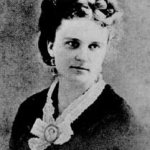 B & W Photo of Kate Chopin