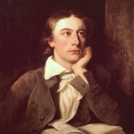 Painting of John Keats