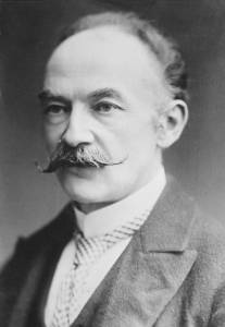 Thomas Hardy, author of The Mayor of Casterbridge