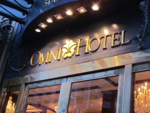 Omni Hotel San Francisco 2012
