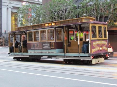 San Francisco Trolley 2012