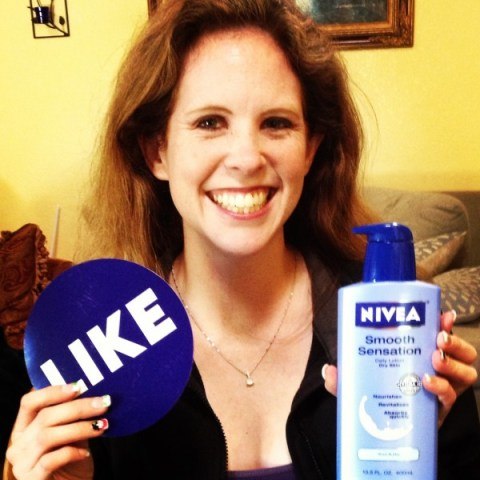 NIVEA Share the Sensation Challenge