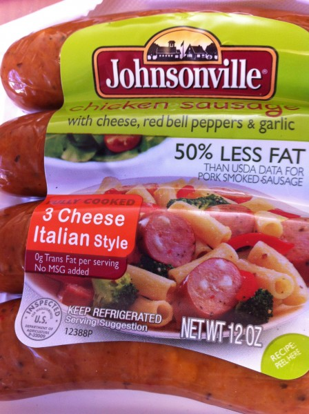 Johnsonville Better-for-You Sausages