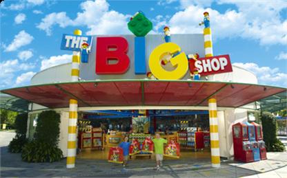 Legoland Big Shop