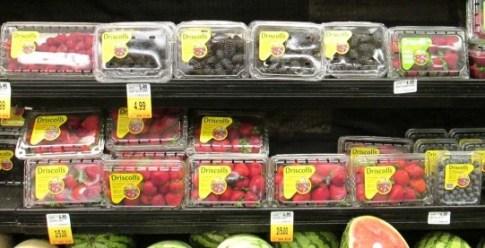 Save Mart Berries