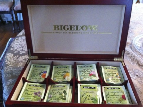 Bigelow Tea + Charleston 2013 2