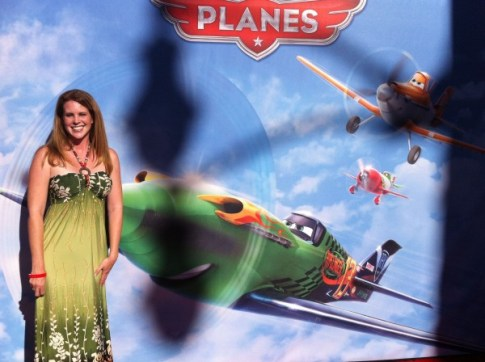 Disney Planes Premiere Red Carpet 2