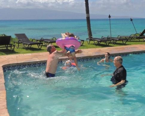 #swimming #pool #Wevegotyoucovered #BlueLizardSun #ad