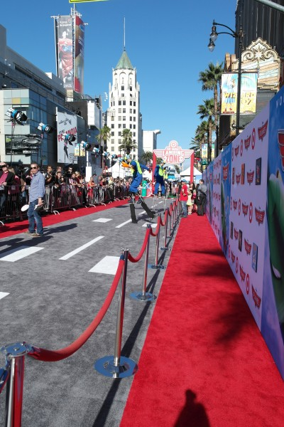 Disney Planes Premiere Red Carpet 5